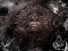 Opeth Mexico by brutartista