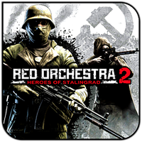 Red Orchestra 2 Icon by Alucryd