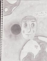 Space Face by Gahaedric