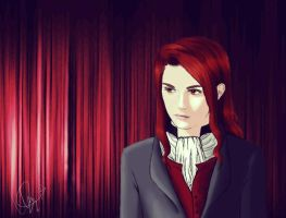 Armand, The Vampire Chronicles by PhirineaBlackRose