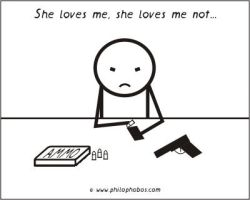 she loves me... by Philophobos
