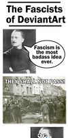 The Fascists of DeviantArt by Party9999999