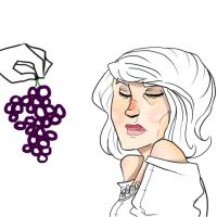 Death By An Unwashed Grape WIP3 by Protah