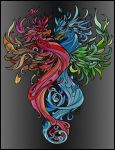 The Four Elements - Dance of Balance by Cyndrome