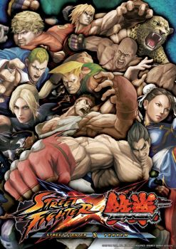 Street Fighter X Tekken Cover by TekkeNetwork