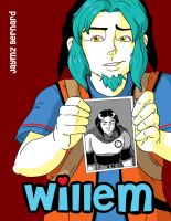 Willem Part One Cover by Jaymzeecat