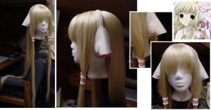 Chii Wig from Chobits by taiyowigs