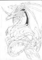 Heavenly Dragon by Revie6661