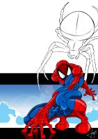 Spider_Man by Micha81