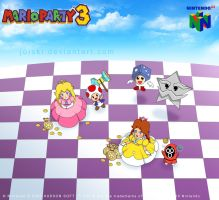 Mario Party 3: DMM by joiski