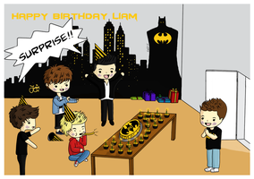 Happy Birthday Liam by ItsDaniDee