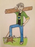 Lumber JackSepticEye by OutOfTheAshes95