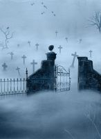 free background haunted series by H-stock
