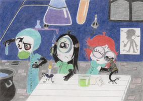 Weird Science by Catula