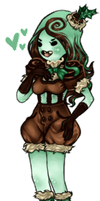 Cocoa, Marchioness Of The Chocolate Kingdom by BaltimoreSleeps