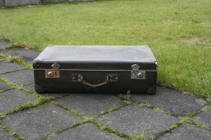 Suitcase by frozt-stock