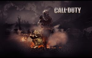 Call of Duty by aeli9