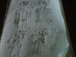the boys in omniverse Andy and Zeke generator rex by sunsetlovesarii23