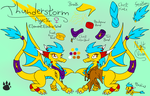 Thunderstorm reference sheet 2014 by NewMoon-Dragoness