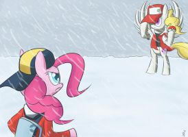 Trainer Surprise Wants to Fight! by ParadigmPizza