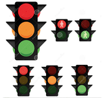 Traffic Light Collection 2 by zonnyjhon