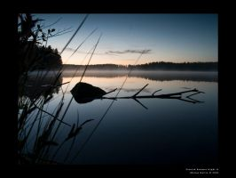 Finnish Summer Night II by kallio