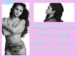 Photopack Png De Selena Gomez By: Png's Limoncito by Candy4354