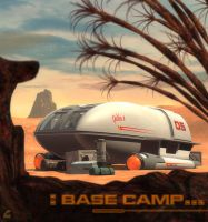 Base Camp by Rob-Caswell