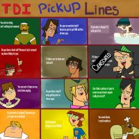 TDI Pickup lines by curlyqpride