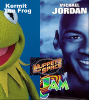 Muppets from Space Jam by PrezDEagle