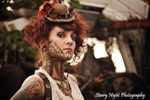 Steampunk by kstarry