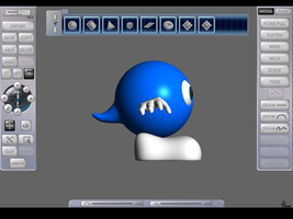 """Lolo Model """"Side View"""" by SuperSmashBrosGmod"""