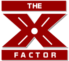 The X-Factor (fanmade logo 2) by MigsGarcia5127