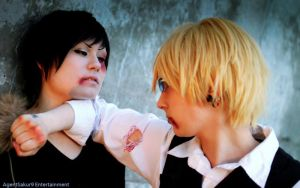 DuRaRaRa!! - Pinned by takisiski