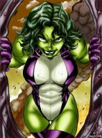 She-Hulk by TVC-Designs