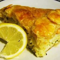 Prawns in Puff Pastry by cakecrumbs