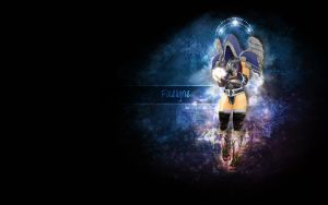 faelyne wallpaper by Myssham