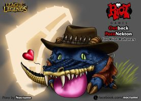 OutbackPoroNekton for Riot Rahares by Noctume
