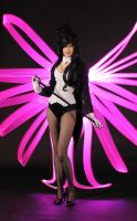 Zatanna Freeze light by neko-tin