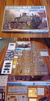 1/35 Trumpeter Stryker NBC Contents by enc86