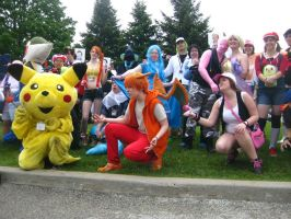 AN11 Pokemon Photoshoot by animenorth2011