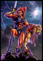 ThunderCats by Destinyfall