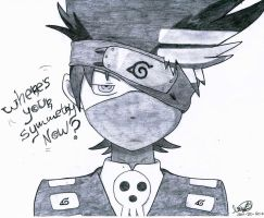 Death the Kakashi by SamhainKWC