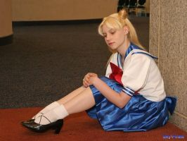 Retired Cosplay - Usagi's Jr High Uniform by SinnocentCosplay