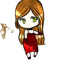 Chibi Adoptable ~ 18 -NAME YOUR PRICE- by BiahAdopts