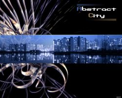 Abstract City by Vas-co