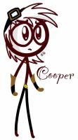 New OC~Cooper by Ai-Amaterasu