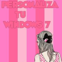 Personaliza tu Windows 7 by MilyEdictions