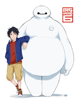 Big Hero 6 by SimplyLiah