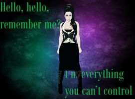 What You Want - Evanescence by anoanoanoano
